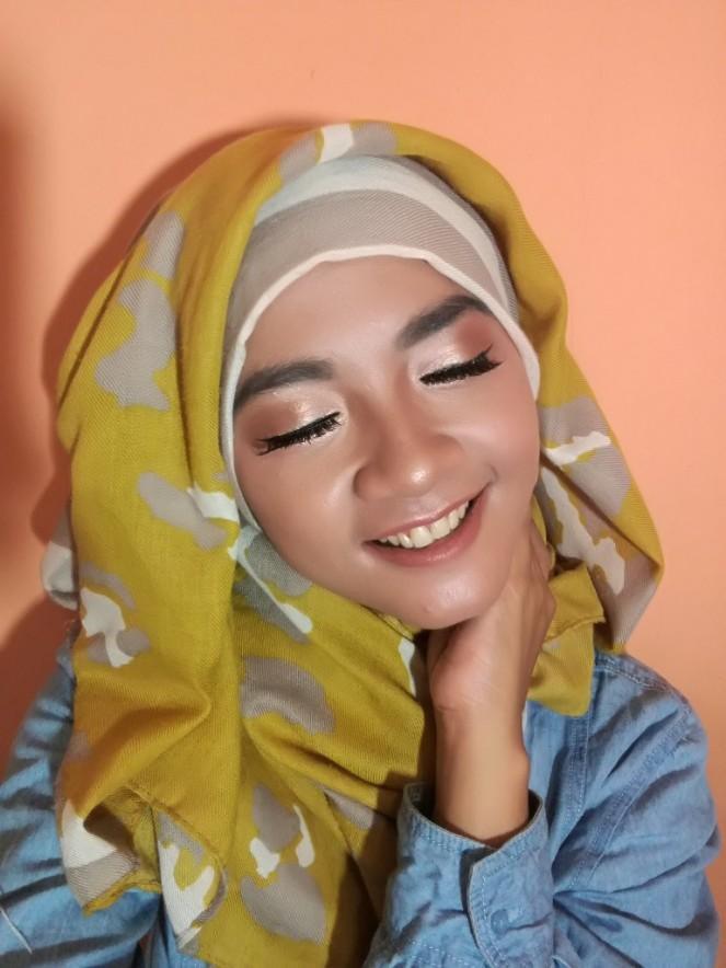 [Beauty] Ramadhan Make Up and Hijab Style – A Modern